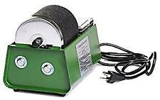 Green Single Drum 3lb Rotary Rock Tumbler RockTumbler Realkids
