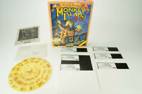 "PC *Monkey Island 2: Le Chuck´s Revenge* in OVP mit Anleitung 5,25"" not CiB Deu"