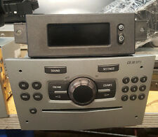 VAUXHALL CORSA D CD30 MP3 CD AUX  PLAYER WITH SCREEN GOLD PLUG & PLAY