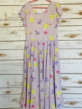 Dot Dot Smile Twirl Dress 8/10 Worn Once Easter Bunny Print