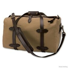 Filson Small Duffle Bag 220 70220 Tan Brand New With Tags Free Shipping