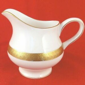 """WEDGWOOD ADELPHI Creamer 4.25"""" tall NEW NEVER USED made in England"""