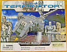 MIB! 2012 TERMINATOR HUNTER KILLER AERIAL T-800 ROBOT BRICK MINIFIGURE TOYS LEGO