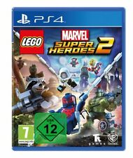 LEGO Marvel Superheroes 2 PS4 Spiel *NEU OVP* Playstation 4