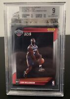Zion Williamson BGS 9 Mint Panini First Look RC PSA 10Invest Now 📈🏀🔥🏀📈🚀