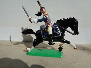 Mulberry Miniatures Napoleonic French 9th Cuirassier cavalry, 54mm lead, TD