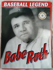 Babe Ruth Baseball Legend CD Audiobook