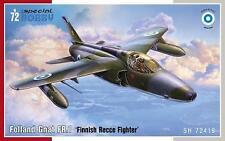 Special Hobby 100-SH72419 - 1:72 Folland Gnat FR.1 Finnish Recce Fighter - Neu