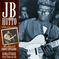 J.B. Hutto : Bluesmaster: The Lost Tapes CD (2015) ***NEW*** Fast and FREE P & P
