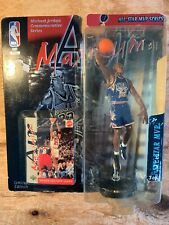 MICHAEL JORDAN Maximum Air Limited Edition Figure Mattel NBA All-Star MVP Series