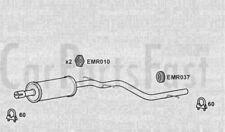 Exhaust Middle Box Volkswagen Golf (LHD) 1.9 Diesel Estate 06/2007 to 07/2009