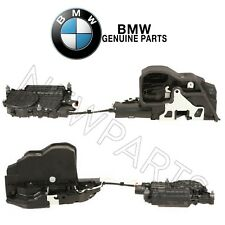 For BMW F10 F02 Set of Front Left & Right Soft Close Door Lock Mechanism Genuine