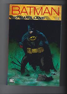 Batman No Man's Land Volume 2 TPB OOP NEW UNREAD signed Chuck Dixon