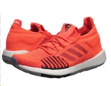 Size 13 - adidas PulseBoost HD FU332 Solar Red (Orange)