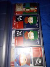 south park phone cards