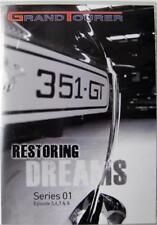 RESTORING DREAMS DVD - XR XT XW XY XA XB XC GS GT HO - SERIES 1 - EPISODE 5-8