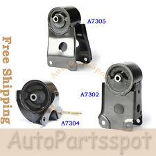 Engine Motor Mount Set 3PCS For Infiniti I30 Nissan Maxima 3.0/3.5L G096