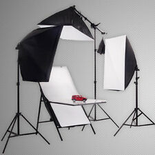 Photo Studio Eclairage Continu Kit Softbox Tente 4X135W Daylight Shooting Table