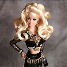 Limited Edition Blonde Moschino Barbie Sold Out! NIB!