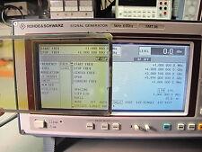 Rohde&Schwarz Displayglas NACHBAU für SMIQ / SMT / SMP / CMD