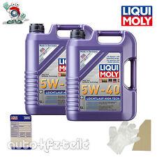 Liqui Moly 3864  Motoröl, Öl, Leichtlauf High Tech 5 W-40 10L MAZDA, MERCEDES