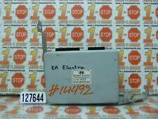 01 2002 02 2003 03 HYUNDAI ELANTRA THEFT LOCKING CONTROL MODULE 95400-2D200 OEM