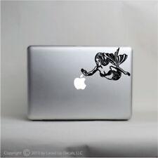 Mermaid Vinyl Decal,Macbook skin,laptop,Atargatis,sir ens,Greek mythology,apple