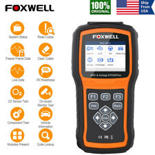 Foxwell NT630Plus Automotive OBDII Code Reader SRS ABC Airbag Reset Scanner Tool