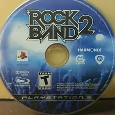 ROCK BAND 2 (PS3) USED AND REFURBISHED (DISC ONLY) #10906