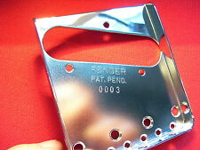 FENDER TELECASTER BRIDGE 52' REISSUE NUMBER STAMPED