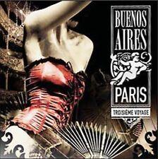VARIOUS ARTISTS - BUENOS AIRES: PARIS, VOL. 3 - TROISIEME VOYAGE (NEW CD)