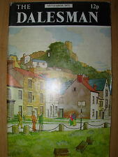 VINTAGE THE DALESMAN MAGAZINE SEPTEMBER 1973 DRAWING OF RICHMOND By IONICUS