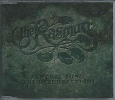 THE RASMUS - The funeral song (The resurrection) PROMO CD SINGLE 1TR 2004