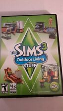 Sims 3: Outdoor Living Stuff (COMPLETE) (Windows/Mac, 2011)
