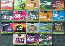 More details for choose any three superhits triple cd+g karaoke disc packs from zoom karaoke