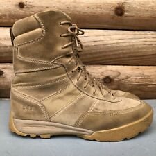 5.11 Tactical HRT 120 Coyote Brown Military Desert Boots 11004 Mens Size 9.5