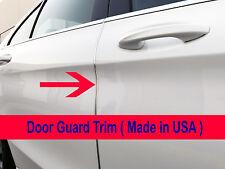 4pcs CHROME DOOR EDGE GUARD Flexible Protection Trim Molding for Ford 2004-2018