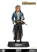 "Labyrinthe Jareth The Goblin King Figure 7"" couleur Tops MCFARLANE TOYS"