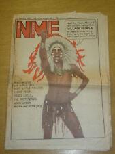 NME 1979 FEB 17 VILLAGE PEOPLE STIFF LITTLE FINGERS JAM