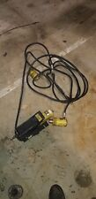 Enerpac Pa 133 Pneumatic Air Hydraulic Foot Pump 10000 Psi With2 Enerpac Rch 1212