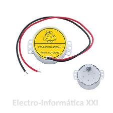 Motor Volteo Automático Incubadoras Giro Lento 1/240 rpm KMO-220L Envio 24-72H
