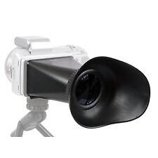 ViewFinder - LCD Displaylupe passend zu SONY NEX-5 Movie DSLR Kamera Film