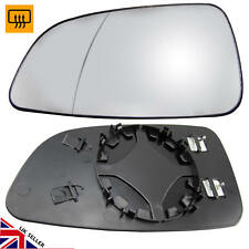 VAUXHALL ASTRA H MK5 WING MIRROR GLASS HEATED LEFT PASSENGER NEARSIDE 2004-08