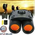 Binoculars 30x60 Zoom Outdoor Travel Compact Folding Telescope Hunting Day/Night