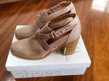 Women's NIB Topshop Mushroom Mirror Ankle Boots Size 40