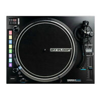 Reloop RP-8000 Mk2 Direct Drive DJ Turntable - Black
