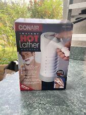 Conair Instant Hot Lather Machine Shaving Cream Dispenser Model HLM10