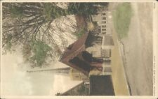 Harrow church and lych gate; photochrom