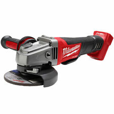 "Milwaukee 18V Fuel Cordless Brushless Angle Grinder 125mm - 5"" - M18CAG125XPD"