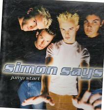 Simon Says - Jump start
